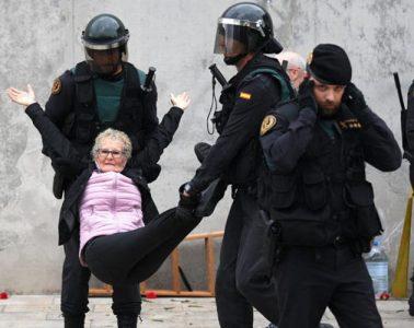 αστυνομία καταλονία